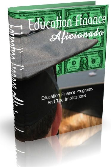 This Book Is One Of The Most Valuable Resources In The World When It Comes To Education Finance Programs      This powerful tool will provide you with everything you need to know to be a success and achieve your goal of financing your education.