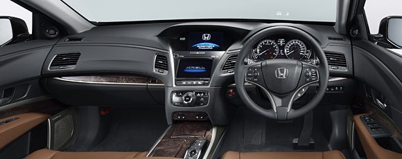 Honda Legend terbaru