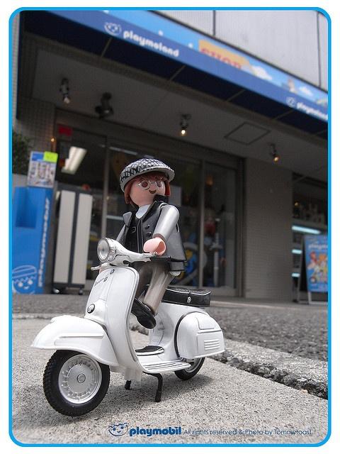 Playmobil que chulooooooooooo jijijijiiii