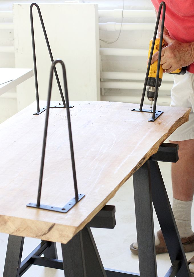DIY: como hacerte una mesa de centro de ESTILO INDUSTRIAL!