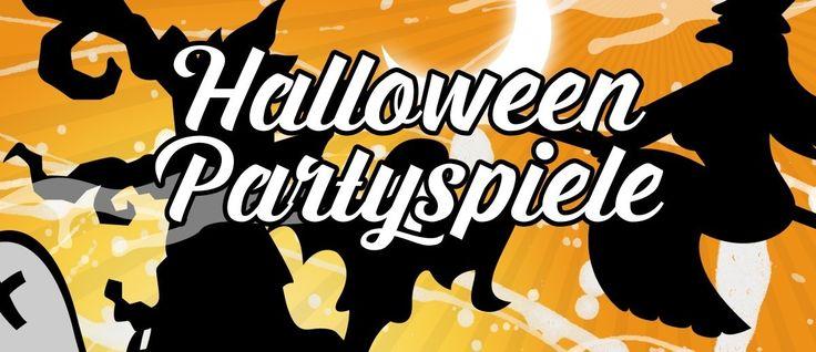 Kostenlose Halloween Partyspiele | Halloween Party Tipps und Dekoration von halloweenies.de