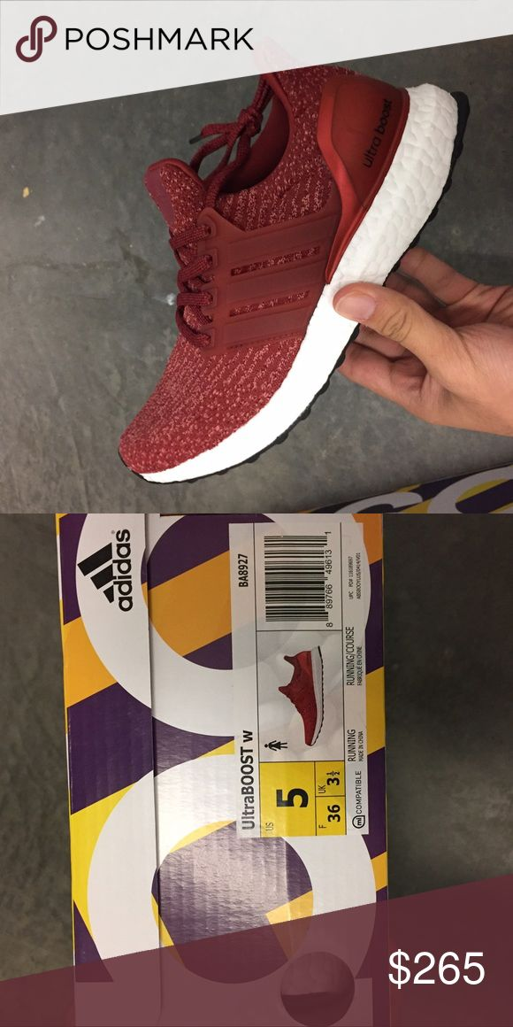 Adidas UltraBoost Size 5 women brand new! Very rare NMD. Ignore the price listing for questions or better pricing ---> KicksNMore(at)yahoo.com Adidas Shoes Sneakers