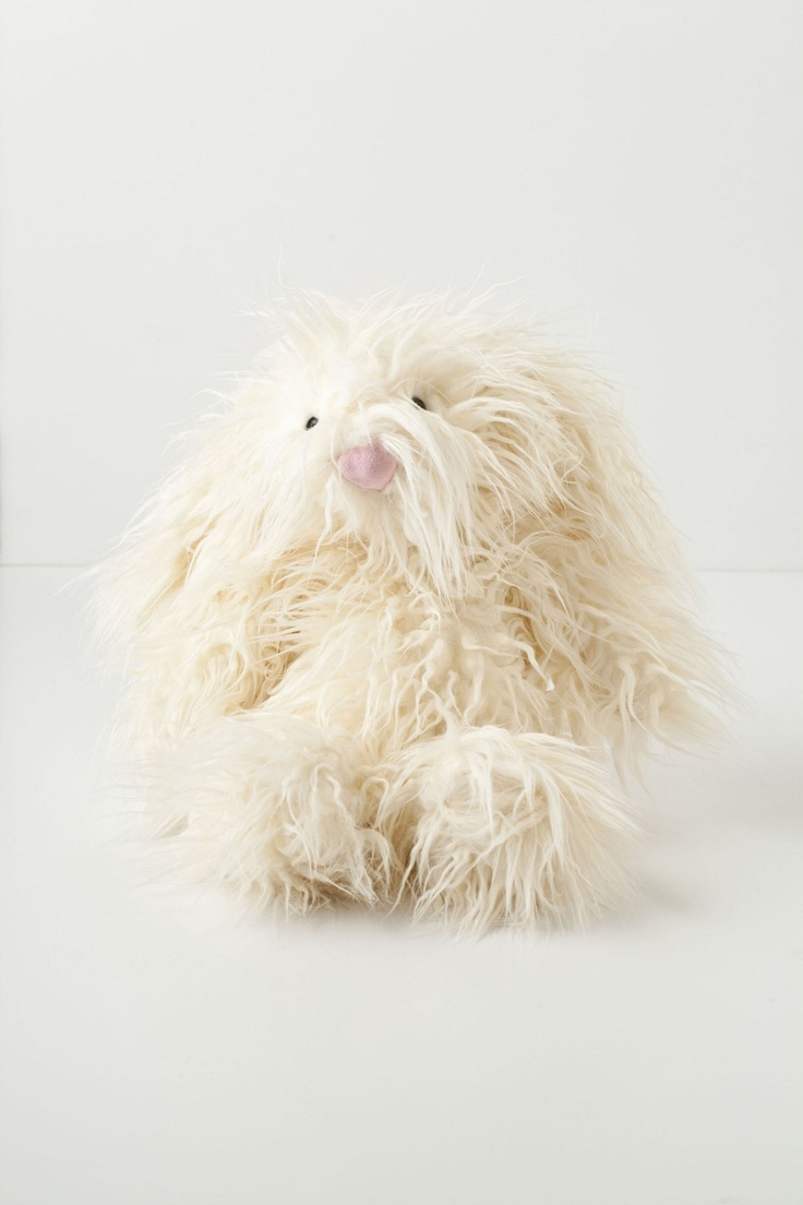 Fluffle Bunny | Anthropologie, i bought one of these for my little girl, i sleep with it all the time. ❤