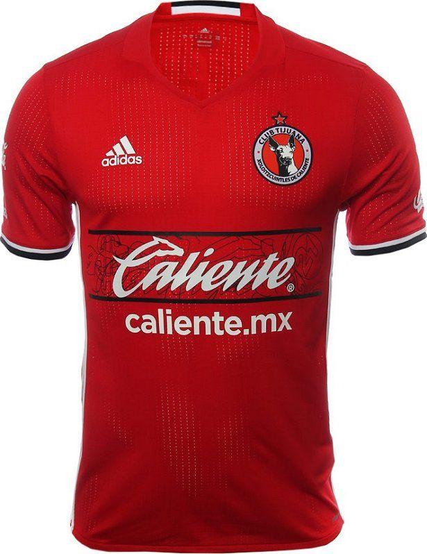 Stunning Adidas Club Tijuana 16-17 Home, Away and Third Kits Released - Footy Headlines