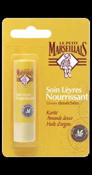 Stick lèvres nourrissant - Le Petit Marseillais <3 Une tuerie