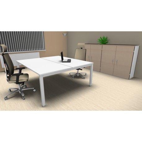 Bureau Bench X9 réglable en hauteur – Mobel Linea