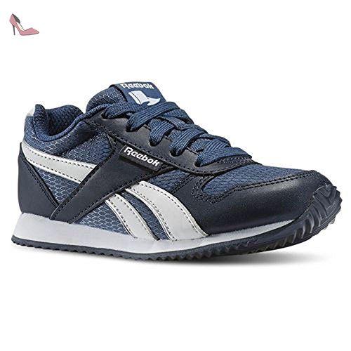 NPC UK II, Sneakers Basses Homme, Bleu (Sky Blue/White), 43 EUReebok