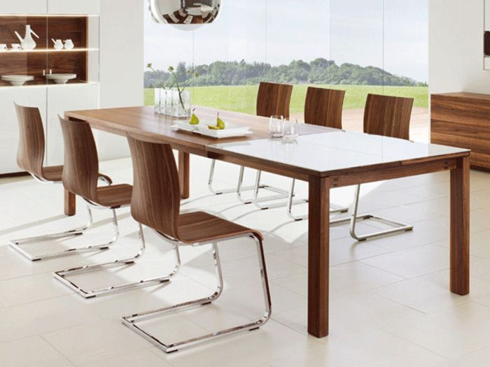 Large Modern Dining Room Tables   Http://quickhomedesign.com/large . Modern  Kitchen TablesWood ... Part 51
