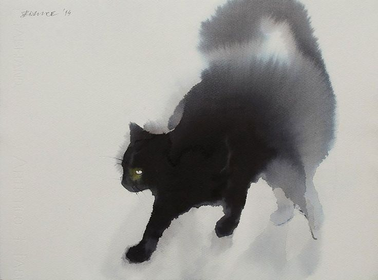 watercolor-cats-ink-paitings-endre-penovac-7