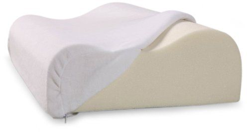 Sleep Better Perfect Luxury Memory Foam Contour Pillow, Standard *** Continue to the product at the image link.