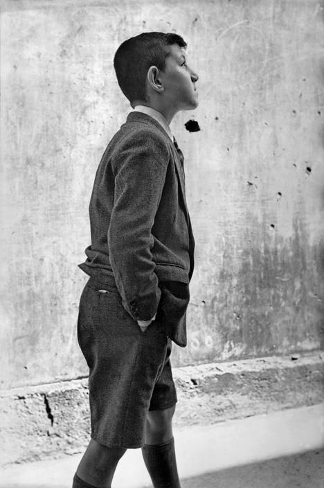 Sergio Larrain CHILE. Valparaiso. 1953.