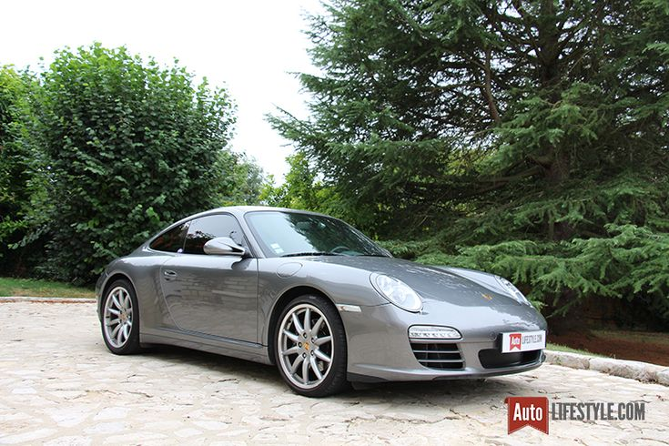 Essai occasion : Porsche 911 Carrera 4 type 997, phase 2