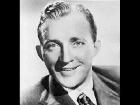 La Mer (Beyond The Sea) - Bing Crosby. If ever I needed more inspiration to speak French I got it ;D.