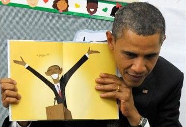 4th Graders Forced To Read Common Core's Obama Biography That Tells Them How Racist White America Is      ~~~~~~~~~~~~~~~~~~~~~~   http://patdollard.com/2013/11/illinois-school-forcing-fourth-graders-to-read-obama-biography-that-tells-them-how-racist-white-america-is/