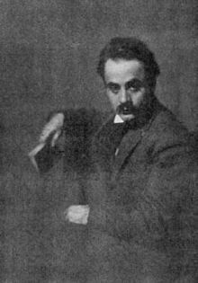 Khalil Gibran (January 6, 1883 - April 10, 1931), was a Lebanese-American artist, poet, and writer. Born in the town of Bsharri in modern-day Lebanon, as a young man he emigrated with his family to the United States where he studied art and began his literary career. In the Arab world, Gibran is regarded as a literary and political rebel.