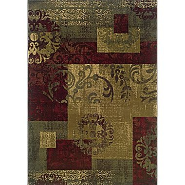 Gervais Rugs Jcpenney Home Sweet Home Geometric Rug