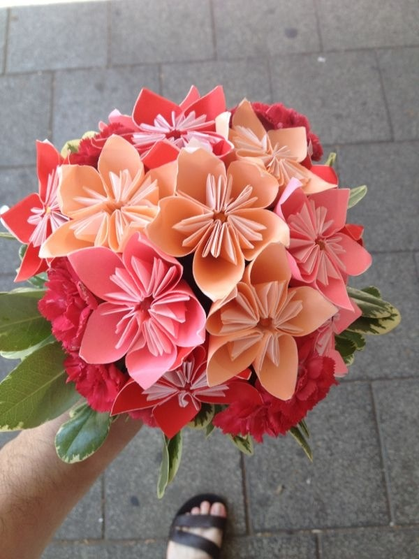 76 best images about wedding decor origami on pinterest