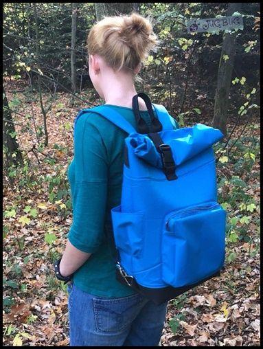 eBook TIM Roll-Top-Backpack von Good Weib\'s Mädchenkram | Taschen ...