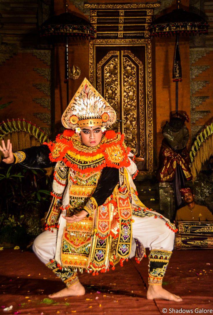 Warrior Dance, Ubud, Bali