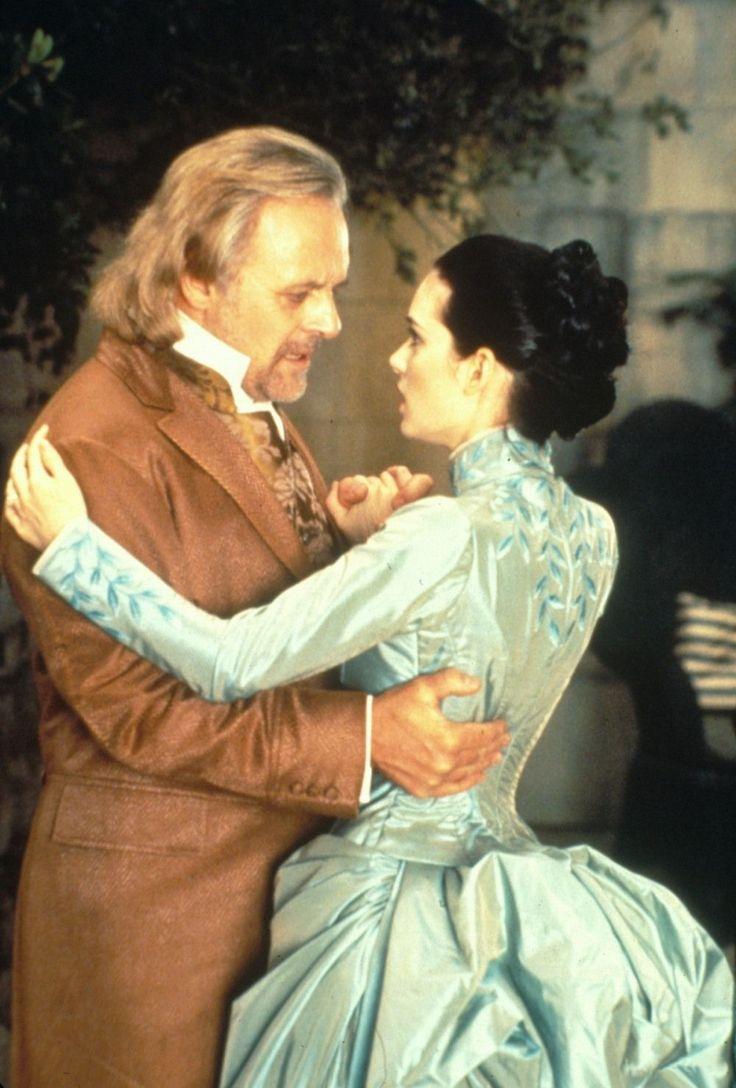 "Anthony Hopkins y Winona Ryder en ""Drácula de Bram Stoker"" (Bram Stoker's Dracula), 1992"