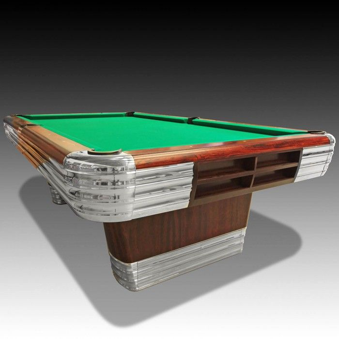 8ft Brunswick Centennial American Pool Table | The Games Room Company