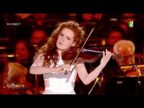 Camille joue « Les 4 saisons - L'été » de Vivaldi - Prodiges - YouTube