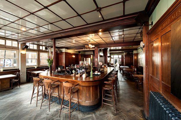 Royal Oak pub, east London