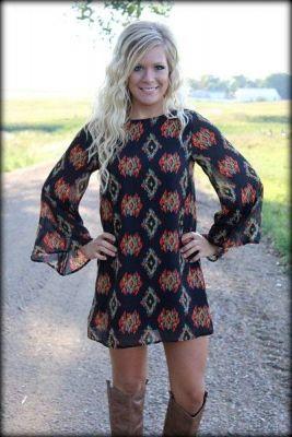 Everly Tunic Dress