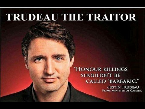 Justin Trudeau's Betrayal of Canada! It's Wake up Time Canada!