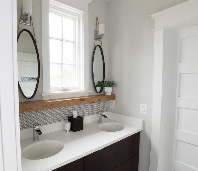 1000 images about bathrooms on pinterest gray bathrooms for Jack and jill bathroom vanity