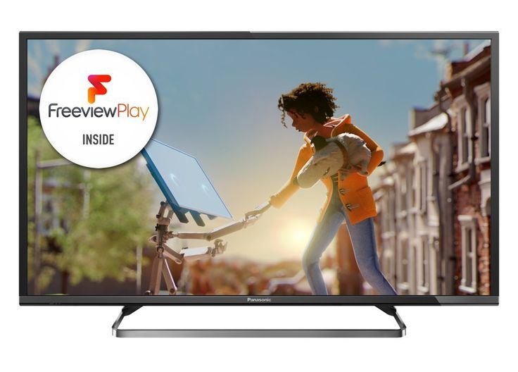Panasonic TX-40CX680B Smart 4K UHD LED 40 Inch TV with Freeview Play: Amazon.co.uk: TV