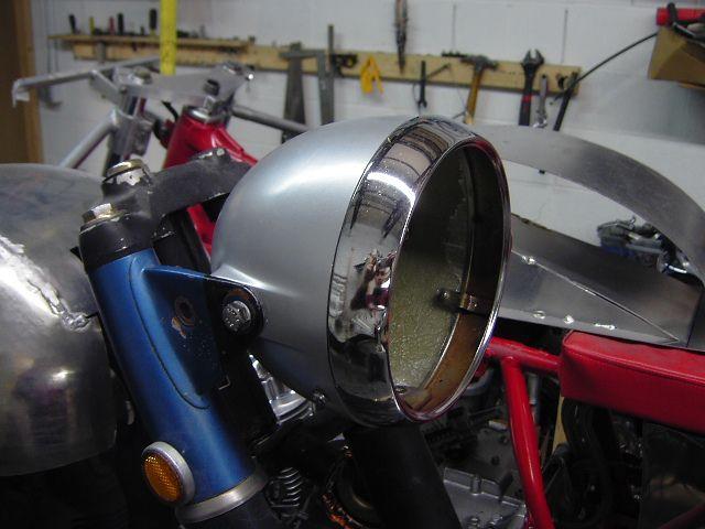 $40 Fiberglass Headlight bucket from Roc City