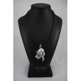 Necklase made of silver hallmark 925