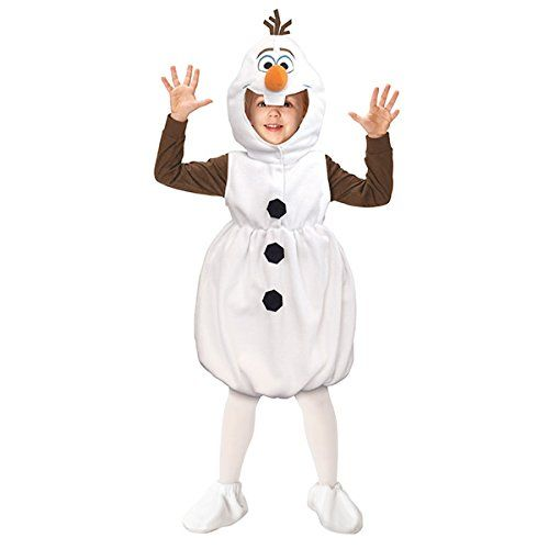 Amazon.co.jp: ディズニー アナと雪の女王 オラフ キッズコスチューム 男女共用 100cm-120cm 95326S: おもちゃ