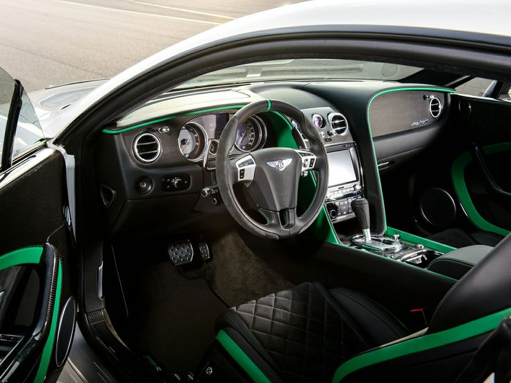 Car Interiors Bentley continental, Bentley gt, Bentley car