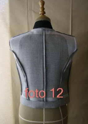 PACO PERALTA - tutorial on Jacket-making