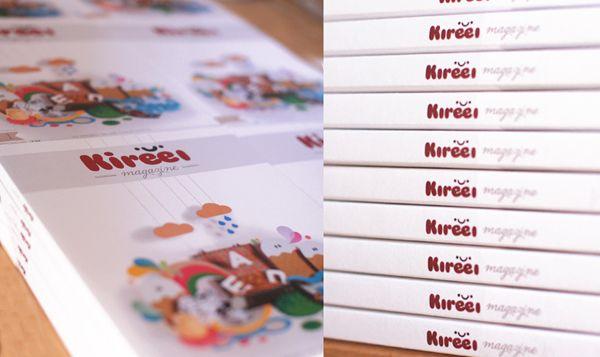 Kireei Magazine #1