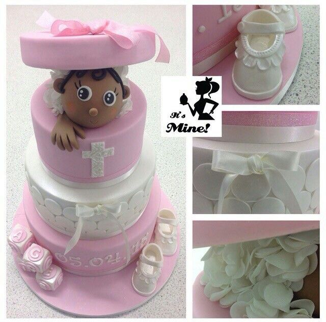 13 besten Christening, baptism and dedication cakes made by It\'s ...