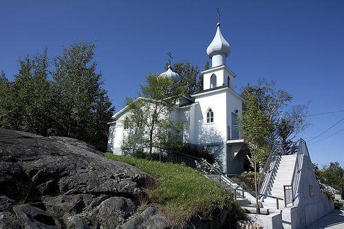 Église orthodoxe russe de Rouyn-Noranda