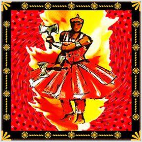 Xangô - Quadrinhos confeccionados em Azulejo no tamanho 15x15 cm.Tem um ganchinho no verso para fixar na parede. Inspirados em deuses do Candomblé e Umbanda. Para entrar em contato conosco, acesse: www.babadocerto.com.br