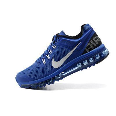Nike Air Max  2013 Mavi Gri Erkek Ayakkabı