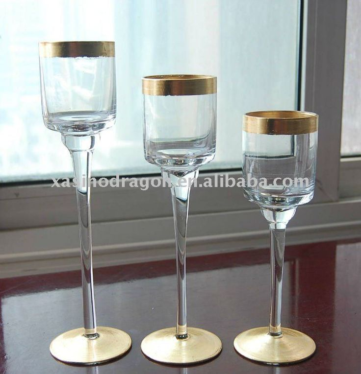 best 25 tall glass candle holders ideas on pinterest diy glasses dollar store centerpiece. Black Bedroom Furniture Sets. Home Design Ideas