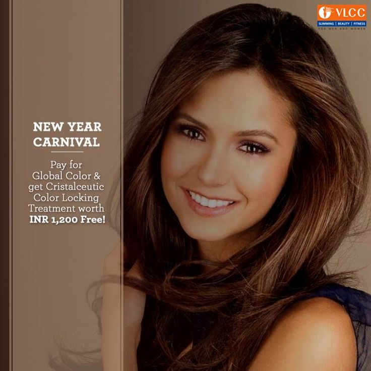 New Year Carnival #Offer: Pay for Global Color & get Cristalceutic Color Locking Treatment worth INR 1,200 Free!