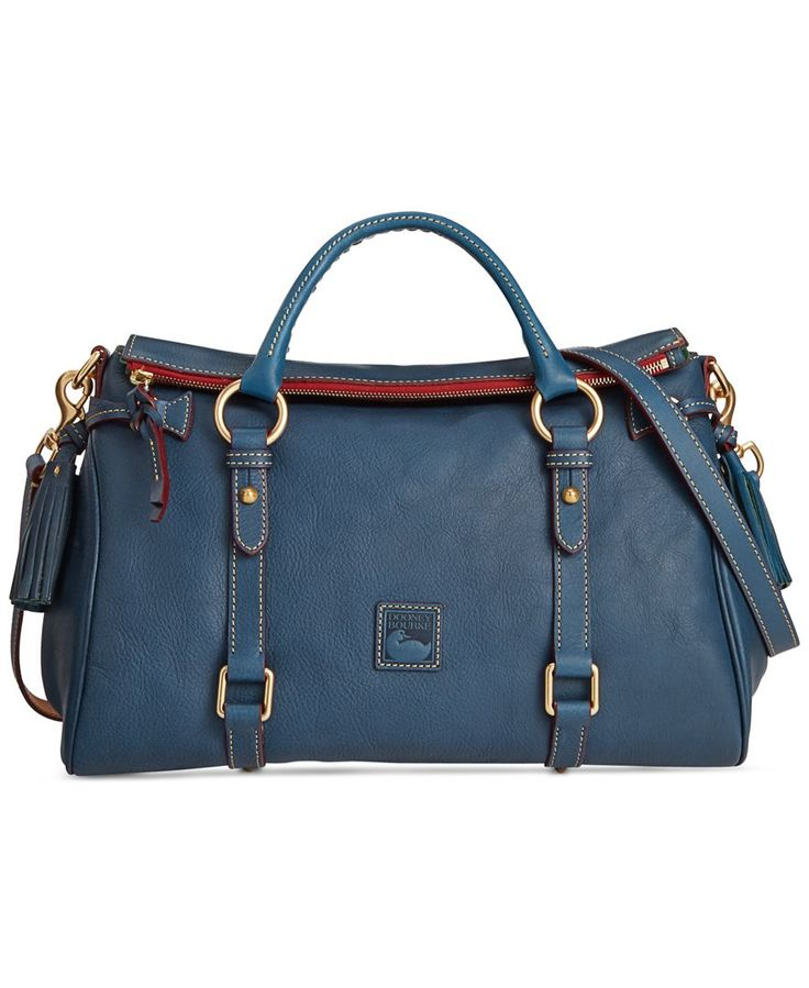 Dooney \u0026amp; Bourke Handbag, Florentine Vaccheta Satchel - Dooney \u0026amp; Bourke - Handbags \u0026amp; Accessories