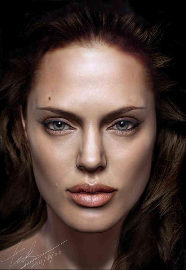Celebrity images female anatomy