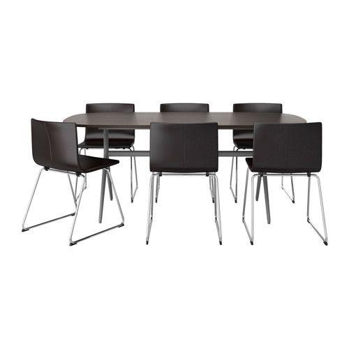 mais de 1000 ideias sobre tisch und st hle no pinterest freischwinger massivholztisch eiche e. Black Bedroom Furniture Sets. Home Design Ideas
