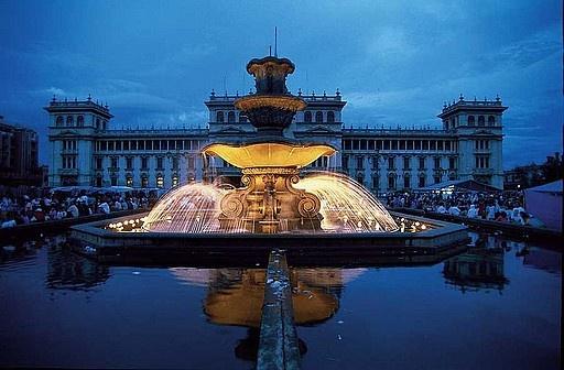 National Palace, Guatemala City, Guatemala