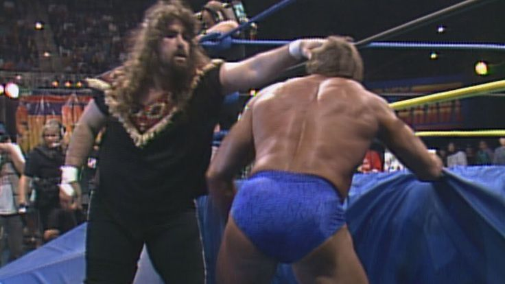 Video: Cactus Jack (Mick Foley) Vs. Paul Orndorff In A Falls Count Anywhere Match At WCW SuperBrawl III - WrestlingInc.com  ||  Cactus Jack (Mick Foley) Vs. Paul Orndorff In A Falls Count Anywhere Match At WCW SuperBrawl III http://www.wrestlinginc.com/wi/videos/2018/19742/video-cactus-jack-mick-foley-vs-paul-orndorff-in-a-falls-count/?utm_campaign=crowdfire&utm_content=crowdfire&utm_medium=social&utm_source=pinterest