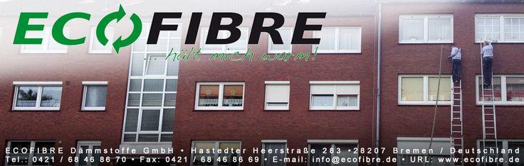 Einblasdämmung Kerndämmung Bremen, Ecofibre Dämmstoffe bietet Ihnen ein bundesweites Netzwerk an Fachhandwerkern. Dämmen Sie Ihr Haus schon ab 15 Euro pro m2