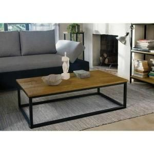 17 best ideas about table basse style industriel on - Table basse metal industriel loft ...